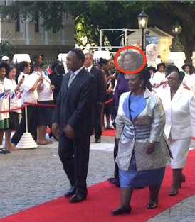 The Red Carpet: #SONA2012