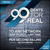 "Cell C ""99 Cents for Real"" Prepaid Special Advert"