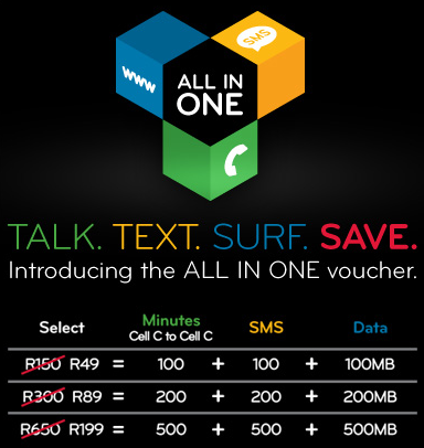 CellC 3-in-1