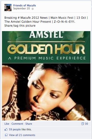 """<img src=http://""""macufe_2012_zonke_amstel_golden_hour_1.png""""?w=812 alt=""""Macufe 2012 - Zonke at Amstel Golden Hour 1"""">"""