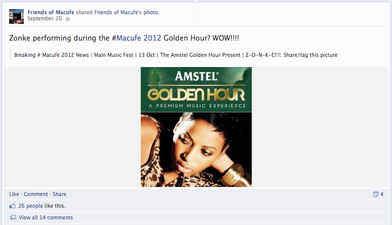 """<img src=""""macufe_2012_zonke_at_amstel_golden_hour_2.png"""" alt=""""MAcufe 2012 - Zonke at Amstel Golden Hour 2"""">"""