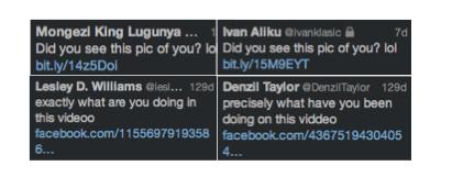 """<img src=http://""""Suspicious_tweets.png""""?w=349&h=141 alt=""""Suspicious tweets"""">"""