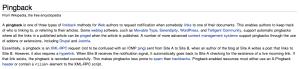 Pingback_Wikipedia