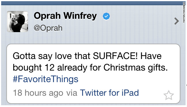 "<img src=http://""Oprah_Winfrey_Tweet_About_Surface_Nov_2012.png""?w=233&h=133 alt=""Oprah Wnifrey Tweet About Surface Nov 2012"">"
