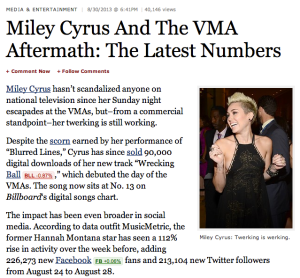 """<img src=""""Miley Cyrus.png"""" alt=""""Miley Cyrus ups her Social Media numbers """">"""