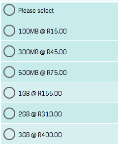 """<img src=""""CellC_Prepaid_Data_Packages_from_FNB_Internet_Banking.png"""" alt=""""Cell C Prepaid Data Packages from FNB Internet Banking"""">"""