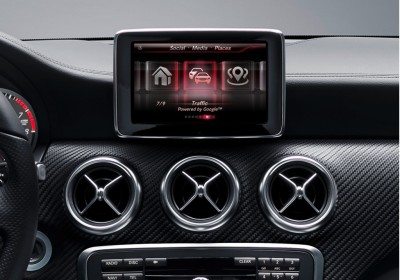 Source: Mercedes Drivestyle app (www.motorauthority.com)